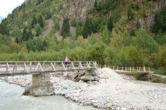 le pont au dessus du vénéon