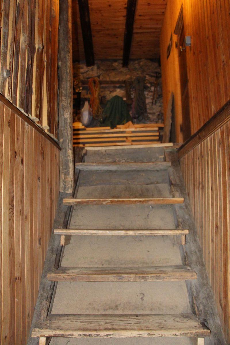 La-Poste - Escalier