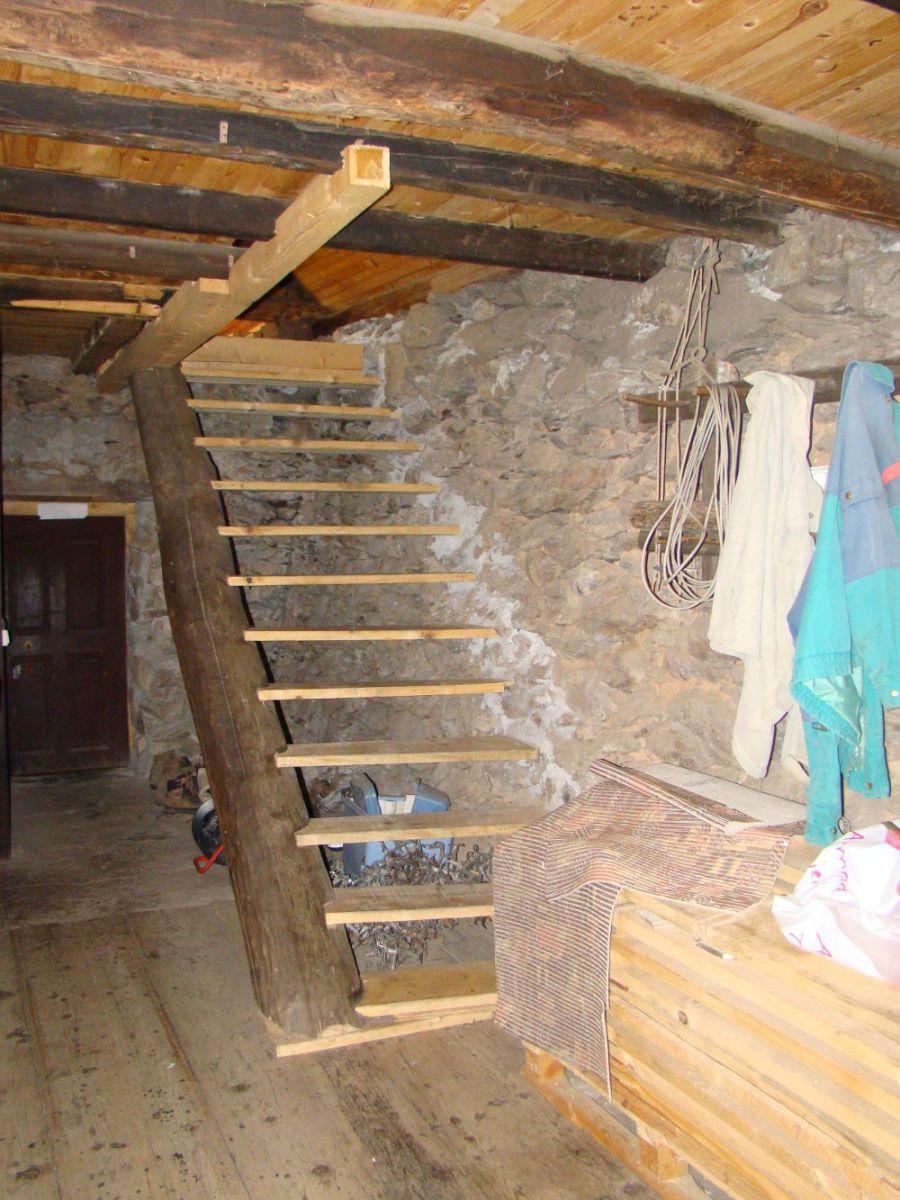 La-Poste - Escalier 1/3