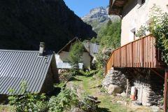 chalets du village